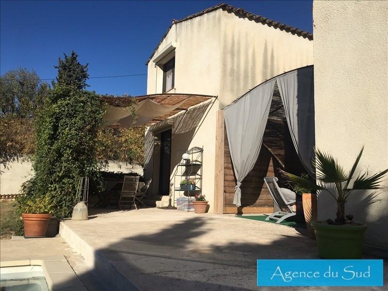 Vente maison / villa Roquevaire 499500€ - Photo 2