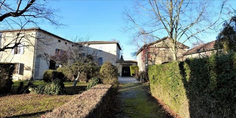 Venta de prestigio  casa Albi 890000€ - Fotografía 1