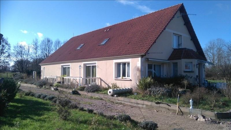 Vendita casa Sancoins 245500€ - Fotografia 1