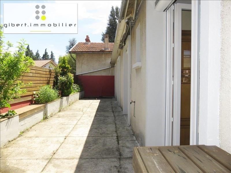 Vente maison / villa Vals pres le puy 205000€ - Photo 1