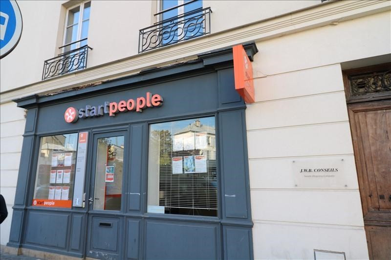 Location local commercial Versailles 2 500€ +CH/ HT - Photo 2