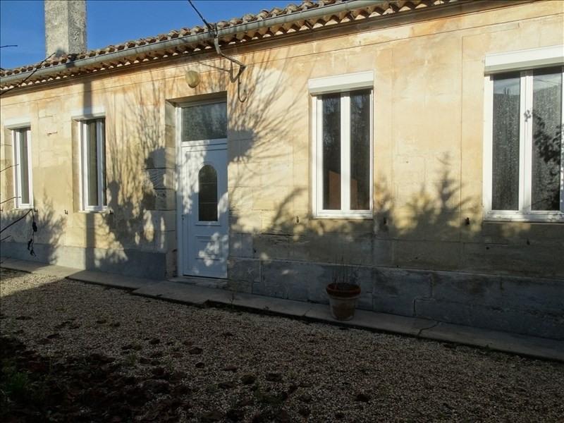 Vente maison / villa Cantenac 149800€ - Photo 1