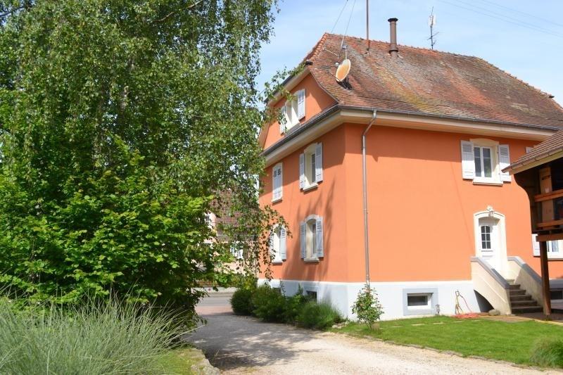 Rental house / villa Burnhaupt le bas 1150€ CC - Picture 1