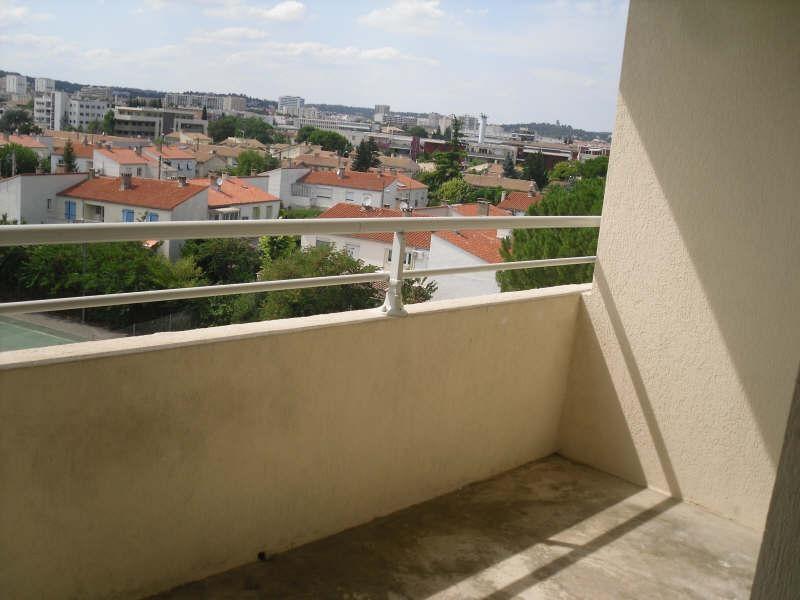 Verkoop  appartement Nimes 49500€ - Foto 2