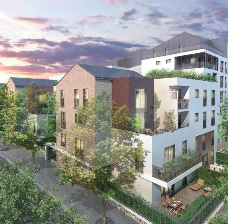 Sale apartment Rueil malmaison 540000€ - Picture 1