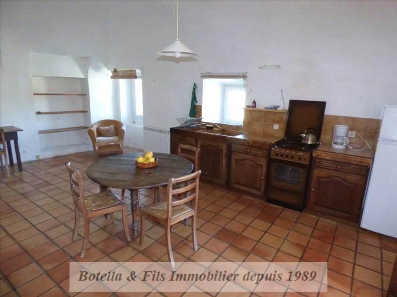 Venta  casa Barjac 146000€ - Fotografía 7