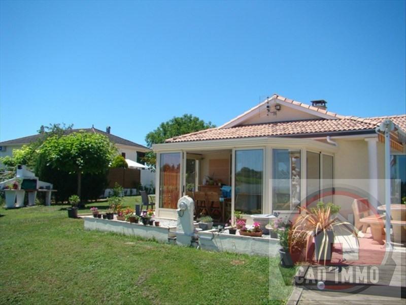 Sale house / villa Saussignac 328500€ - Picture 2