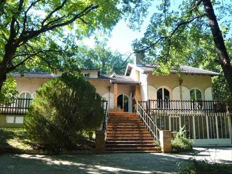Vente de prestige maison / villa Aussonne 597400€ - Photo 1