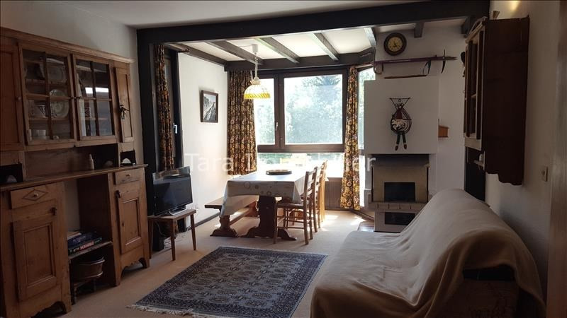 Vente appartement Les houches 278 000€ - Photo 1