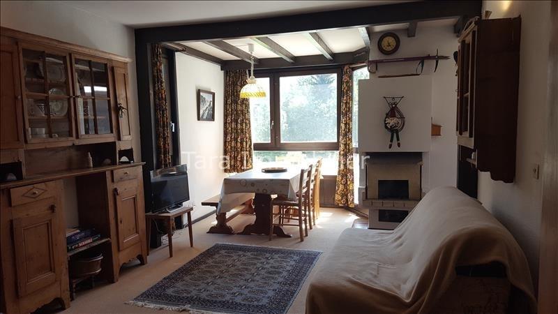 Vendita appartamento Les houches 278000€ - Fotografia 1