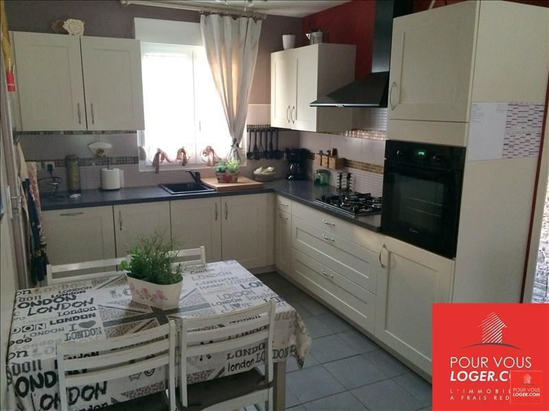 Sale house / villa Longfosse 160000€ - Picture 4