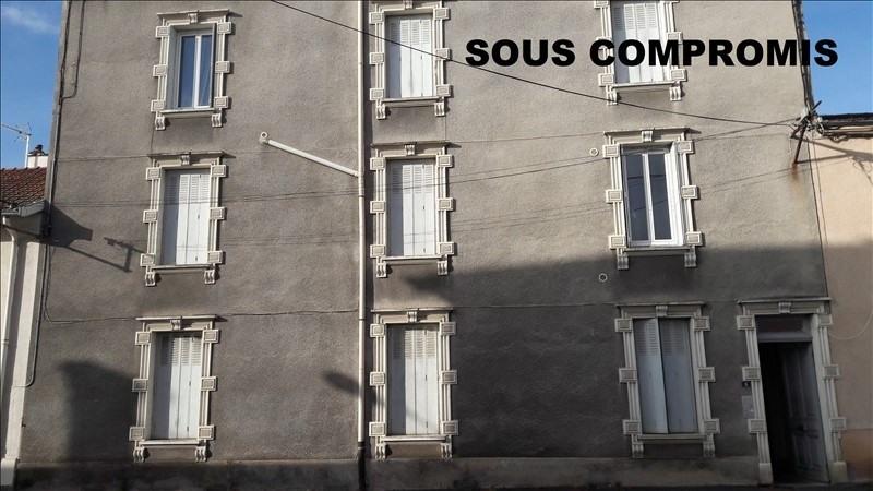 Vendita appartamento Roanne 32000€ - Fotografia 1