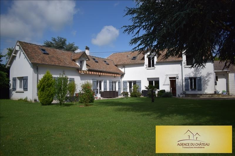Revenda casa Jeufosse 325000€ - Fotografia 2