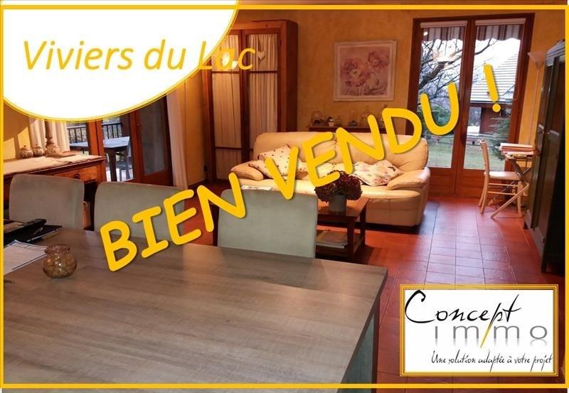Vente maison / villa Viviers du lac 504000€ - Photo 1