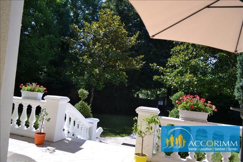 Vente de prestige maison / villa St just chaleyssin 539000€ - Photo 8