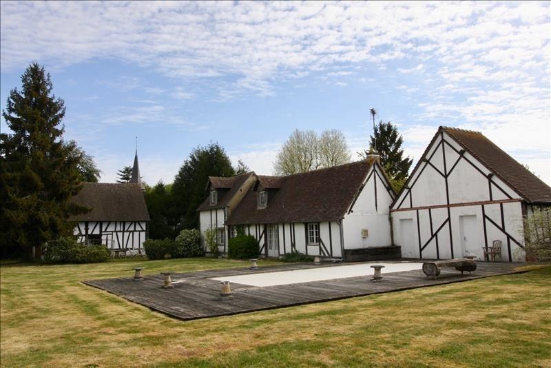 Vente de prestige maison / villa Conches en ouche 330000€ - Photo 11