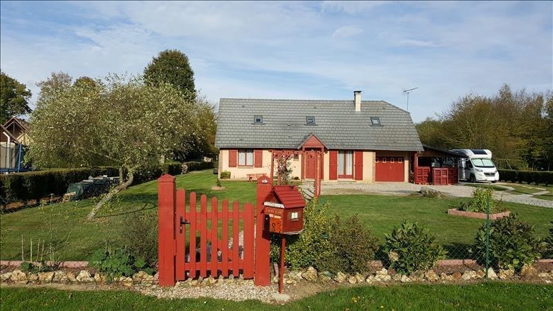 Vente maison / villa Damville 243000€ - Photo 1