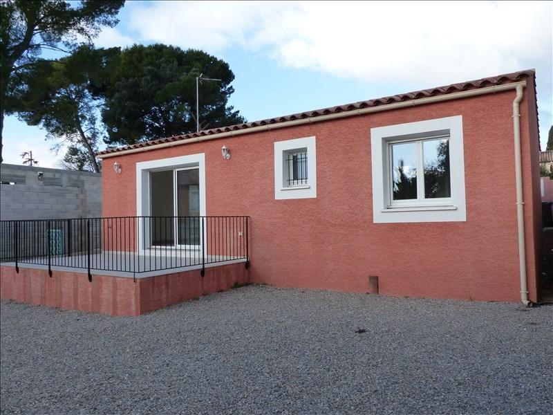 Vente maison / villa Pezenas 220000€ - Photo 2