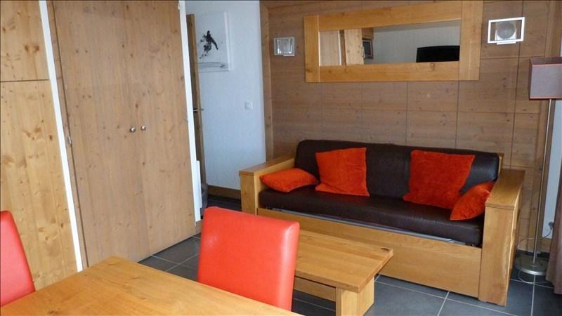Vente de prestige appartement Les arcs 188000€ - Photo 3
