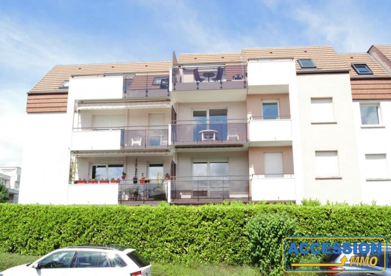 Sale apartment Dijon 142000€ - Picture 1