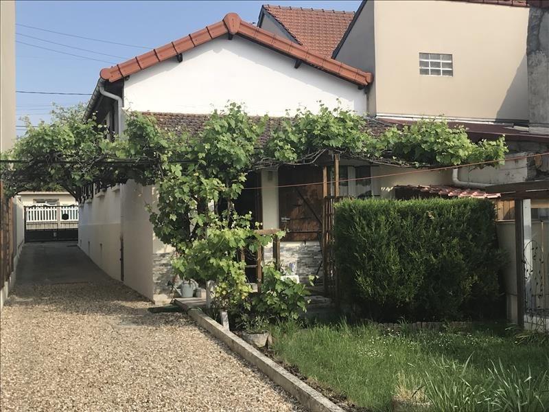 Vente maison / villa Bezons 289000€ - Photo 1