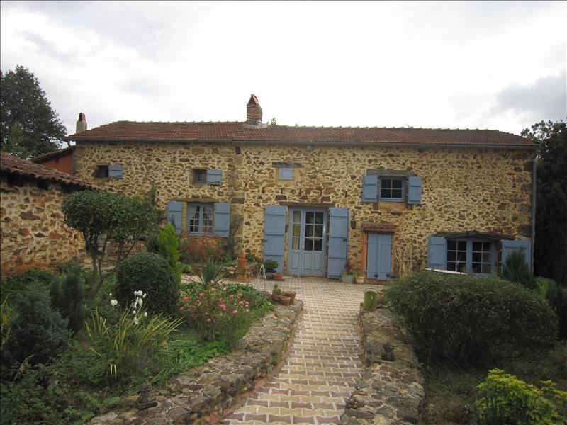Sale house / villa St avit riviere 176000€ - Picture 1