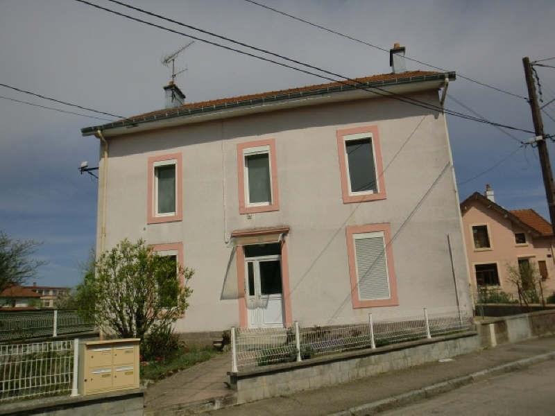 Appartement 2 pièces Thaon-les-Vosges