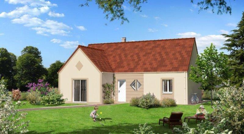 Maison  5 pièces + Terrain 1200 m² Saint-Siméon par RESIDENCES INTER ROUEN