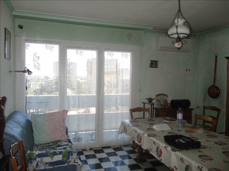 Rental apartment Nimes 505€ CC - Picture 1