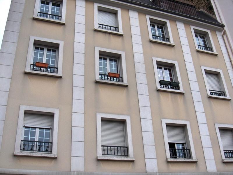 Rental apartment Asnieres sur seine 570€ CC - Picture 1