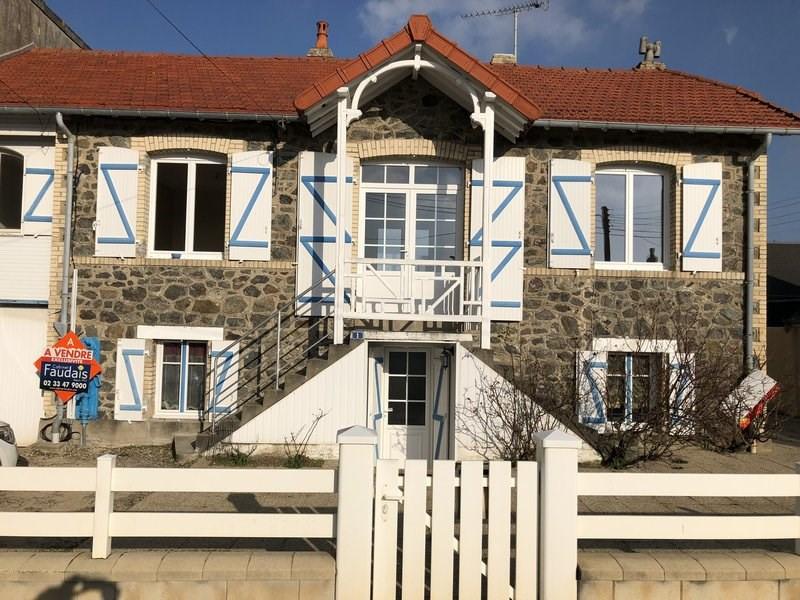 Verkauf wohnung Agon coutainville 149500€ - Fotografie 1