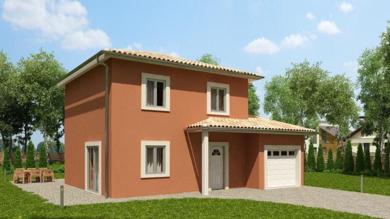 Maison  4 pièces + Terrain 440 m² Guéreins par NOVA VILLA