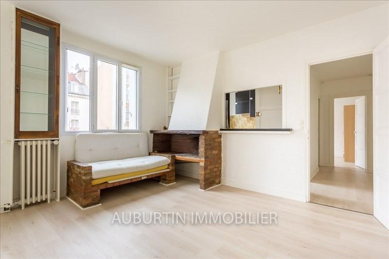 Vente appartement Paris 18ème 385000€ - Photo 2