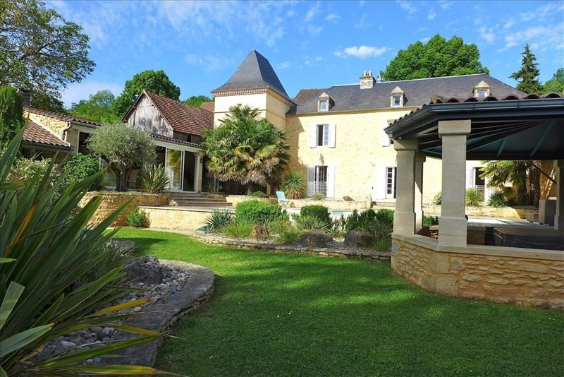 Deluxe sale house / villa Carsac aillac 1 290 000€ - Picture 3