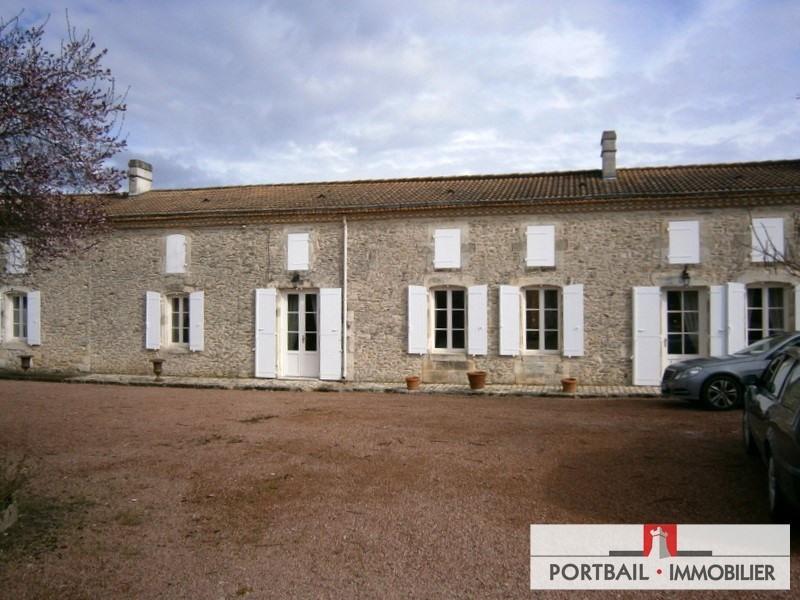 Vente maison / villa St andre de cubzac 299900€ - Photo 1