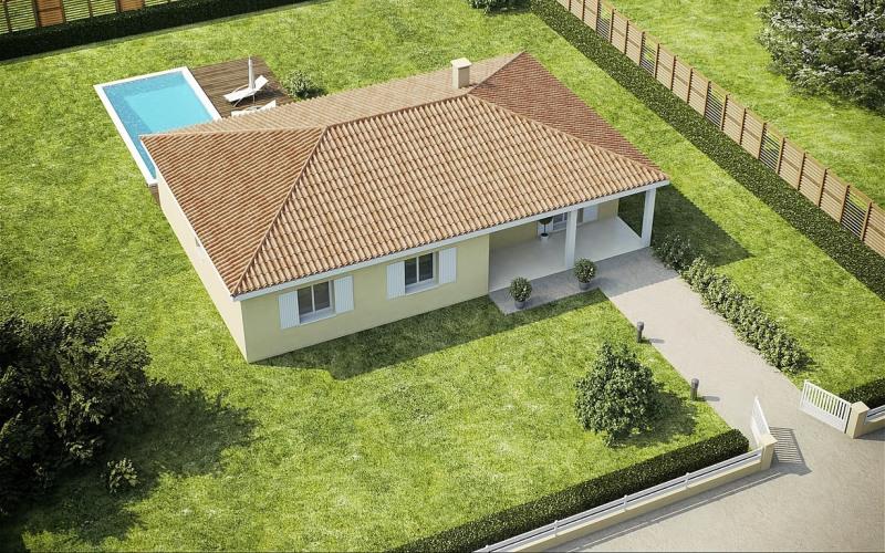 Maison  4 pièces + Terrain 703 m² Castellare-Di-Casinca par CORSEA PROMOTION