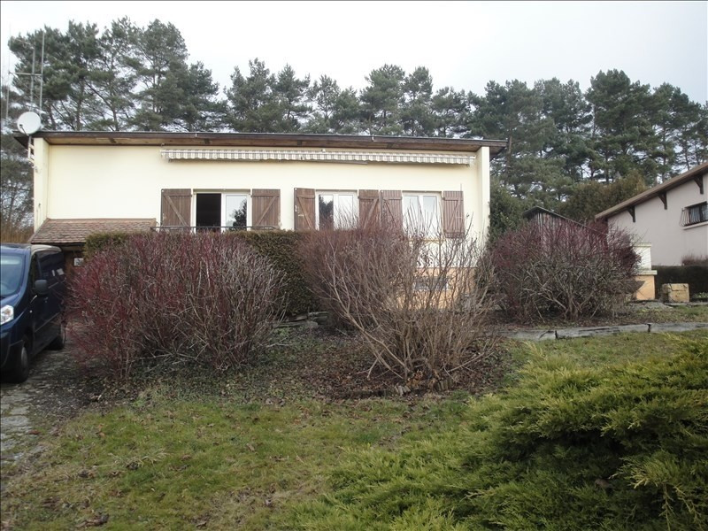 Vente maison / villa Grand charmont 118000€ - Photo 6