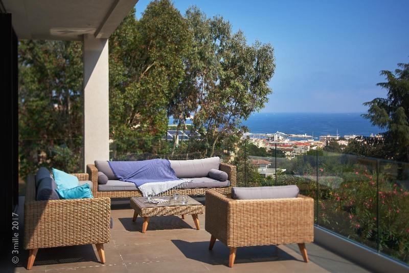 Vermietung von ferienwohnung wohnung Le golfe juan 5400€ - Fotografie 9