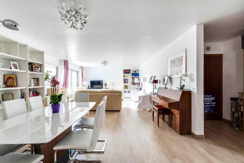 Deluxe sale apartment Paris 14ème 880000€ - Picture 3