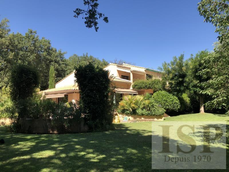 Deluxe sale house / villa Les milles 730000€ - Picture 1