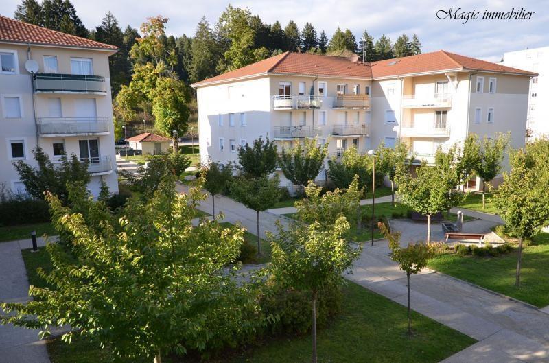 Rental apartment Bellignat 353€ CC - Picture 1