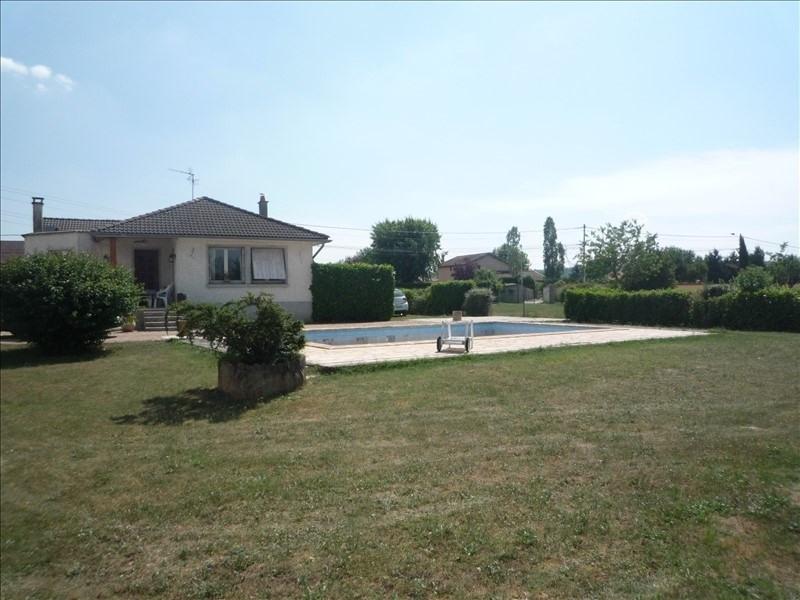 Sale house / villa Cremieu 215000€ - Picture 1