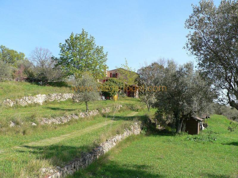 Immobile residenziali di prestigio casa Fayence 892500€ - Fotografia 15
