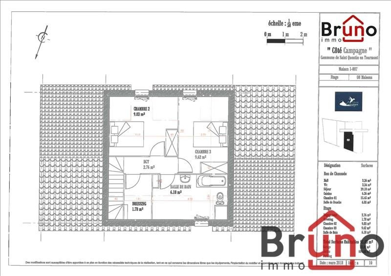 Verkoop  huis St quentin en tourmont 360000€ - Foto 6