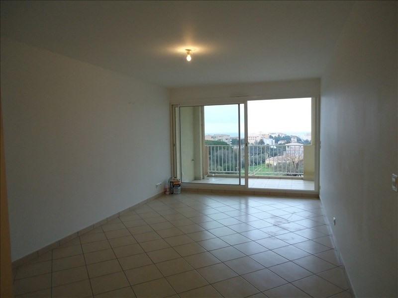 Rental apartment L ile rousse 850€ CC - Picture 2