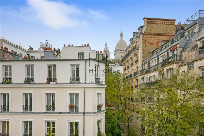 Sale apartment Paris 18ème 590 000€ - Picture 1