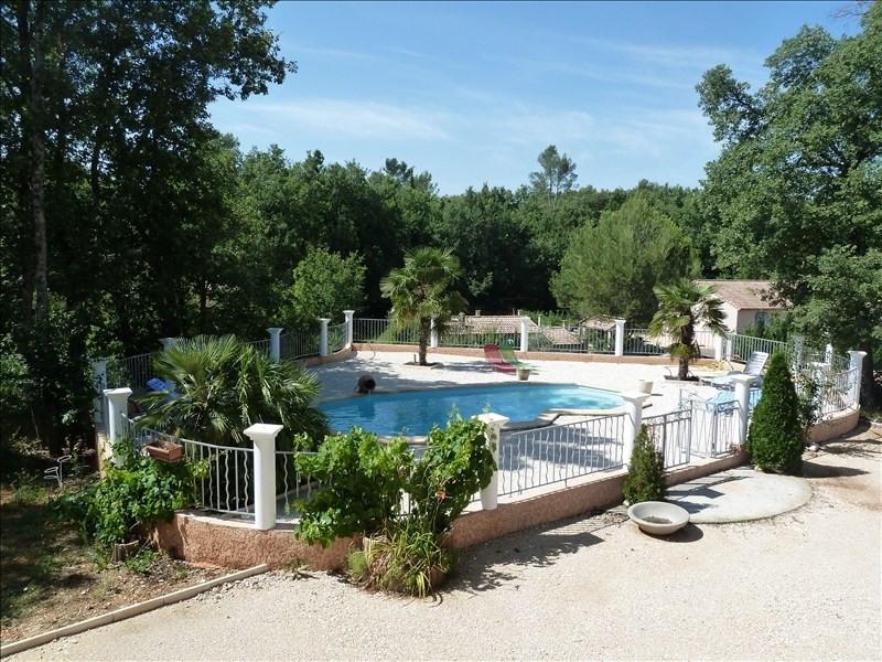 Sale house / villa St maximin la ste baume 527000€ - Picture 3