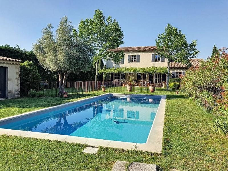 Venta de prestigio  casa Rochefort du gard 625000€ - Fotografía 8