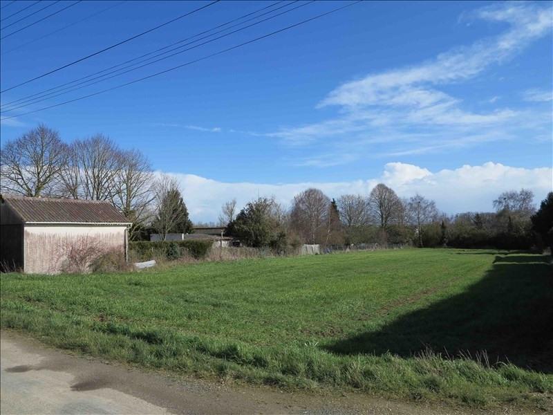 Vente terrain Vendome 35500€ - Photo 1