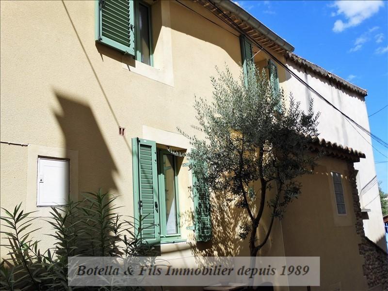 Verkoop  huis Bagnols sur ceze 103000€ - Foto 1